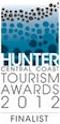 Hunter Central Coast Tourism Awards 2012 Finalist