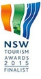 NSW Tourism Awards 2015 Finalist